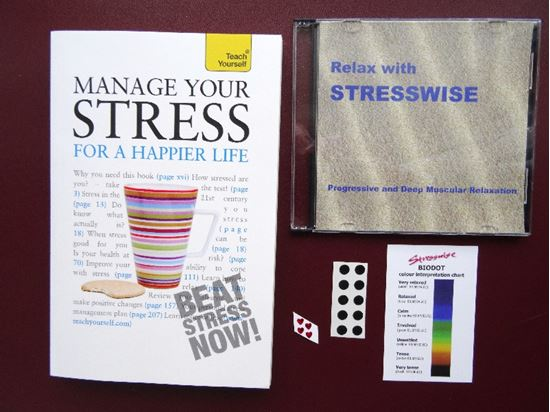 Picture of Manage Your Stress for a Happier Life and Stresswise Relaxation CD