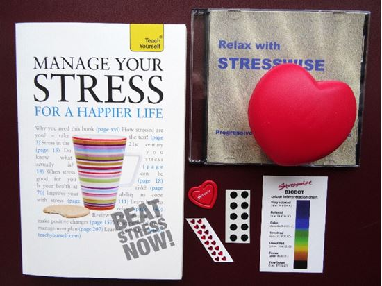 Picture of Heart care pack with Book and CD
