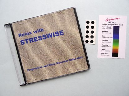 Picture of Relax with Stresswise CD