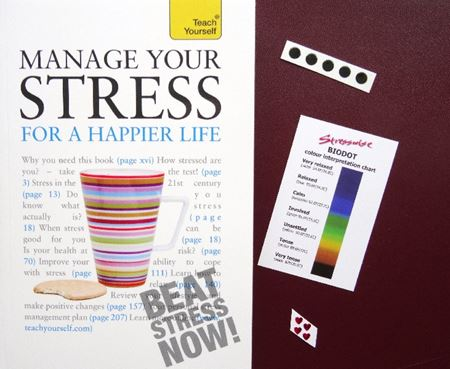 Picture for category Book: Manage Your Stress for a Happier Life